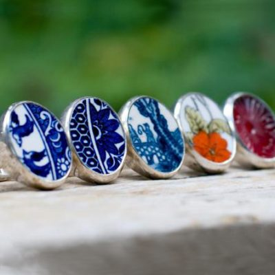 Sterling Silver Rings by Judy Newton