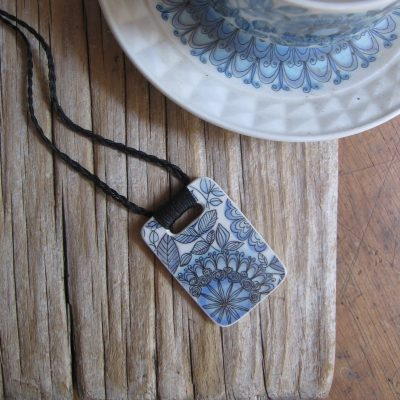 Recycled China Pendants